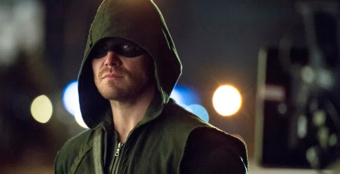 """Stephen Amell Teases ARROW Season 2 Finale; Slade Wilson Emerges In E15 """"The Promise"""" Promo Images"""