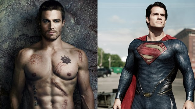 """MAN OF STEEL Nominated For Two Saturn Awards; ARROW Up For """"Best Youth-Oriented Television Series"""""""