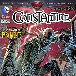 'Papa Midnite' Will Battle CONSTANTINE In NBC Series; New Details On Pilot's Setting