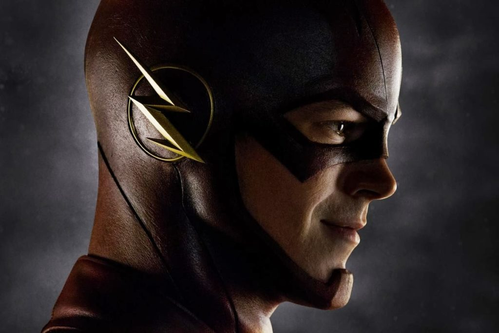 First Look At Grant Gustin As THE FLASH In The CW's Upcoming Pilot