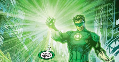 BATMAN VS. SUPERMAN Scribe David S. Goyer Expresses Interest In Tackling Green Lantern