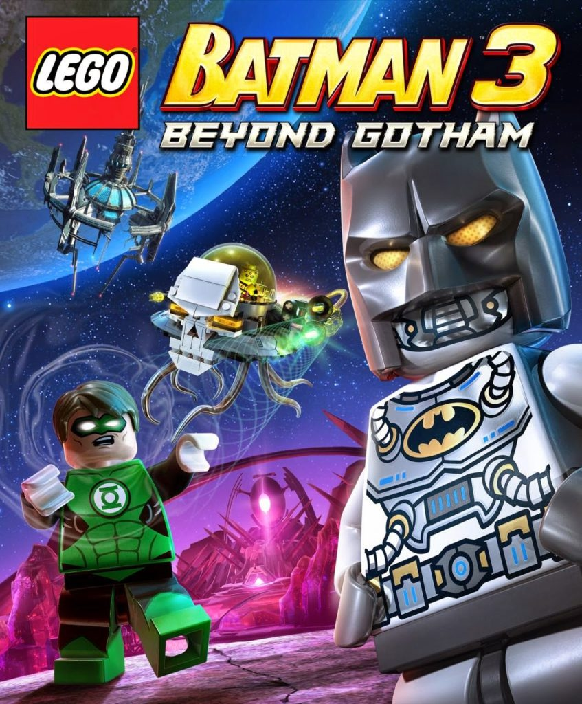 Video Games: WB Announces LEGO BATMAN 3: BEYOND GOTHAM; Announcement Trailer, Screenshots And Cover Art Revealed