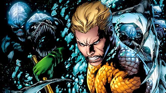 Next DC Animated Movie Will Be New 52 Aquaman Origin Tale; Sam Witwer To Voice Orm