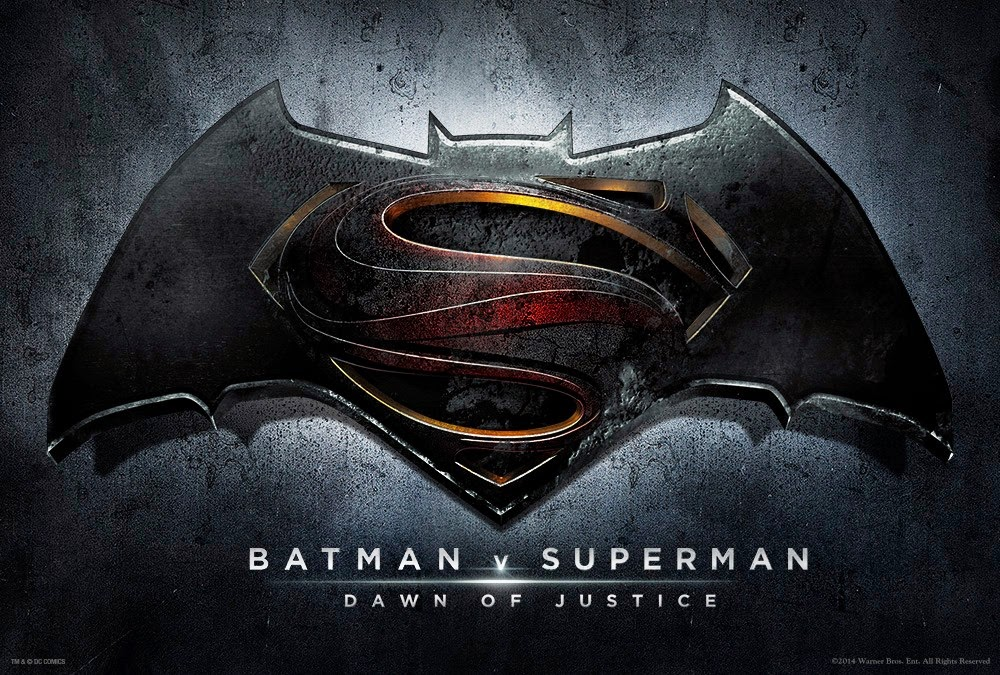 Breaking: Official BATMAN VS. SUPERMAN Title And Logo Revealed As Filming Begins