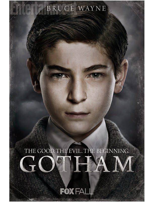 Eight New GOTHAM Character Posters Released