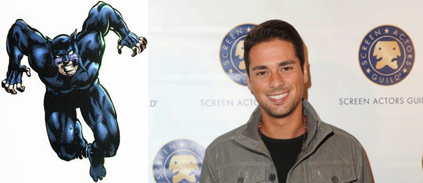 ARROW Casts J.R. Ramirez As Wildcat For Season 3 Recurring Role; Kelly Frye To Play Plastique On THE FLASH