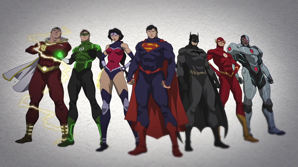DC Announces Its Animated Movie Slate For 2015