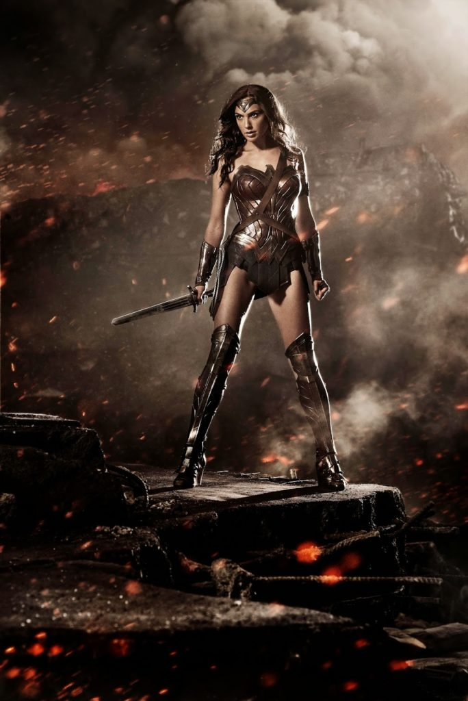 First Look At Gal Gadot As Wonder Woman In Latest BATMAN V SUPERMAN: DAWN OF JUSTICE Image!