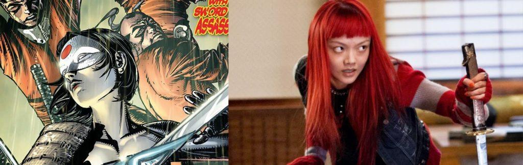 THE WOLVERINE's Rila Fukushima Replaces Devon Aoki As ARROW's Katana