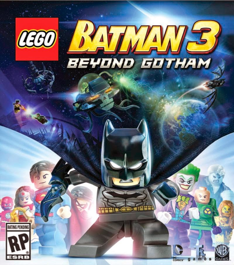 Video Games: Cover Art And Release Date For LEGO BATMAN 3: BEYOND GOTHAM Unveiled
