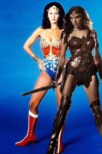 Lynda Carter Shares Her Thoughts On Gal Gadot's Wonder Woman Costume