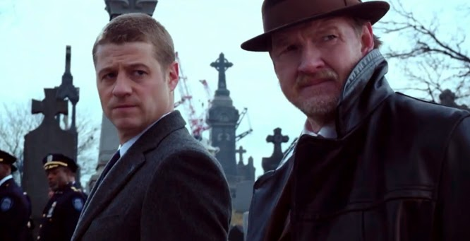 New Trailer For GOTHAM Season One Offers First Looks At Arkham City, Victor Zsasz And More