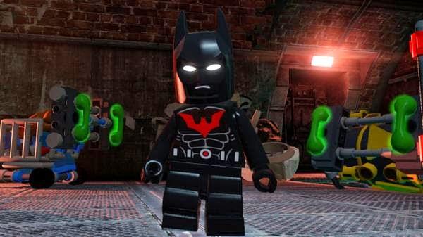 LEGO BATMAN 3: BEYOND GOTHAM Unveils Europe-Exclusive BATMAN OF THE FUTURE DLC For PlayStation