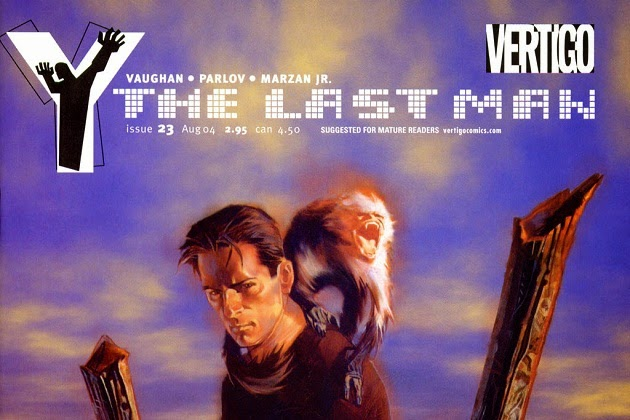 Y: THE LAST MAN Adaptation Dead Once More As Film Rights Revert To Creator