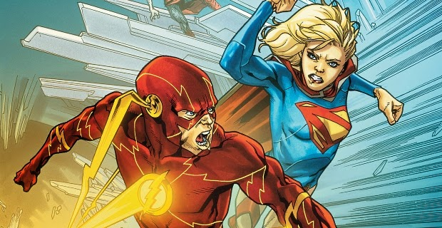 SUPERGIRL Might Be Included In THE FLASH And ARROW Universe, Suggests Greg Berlanti
