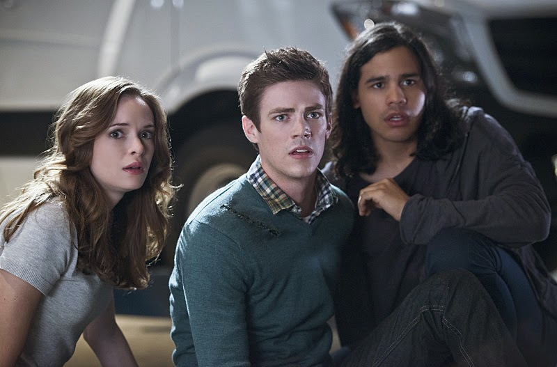 "FLASH: SPOILER Review 1×07 ""Power Outage"""