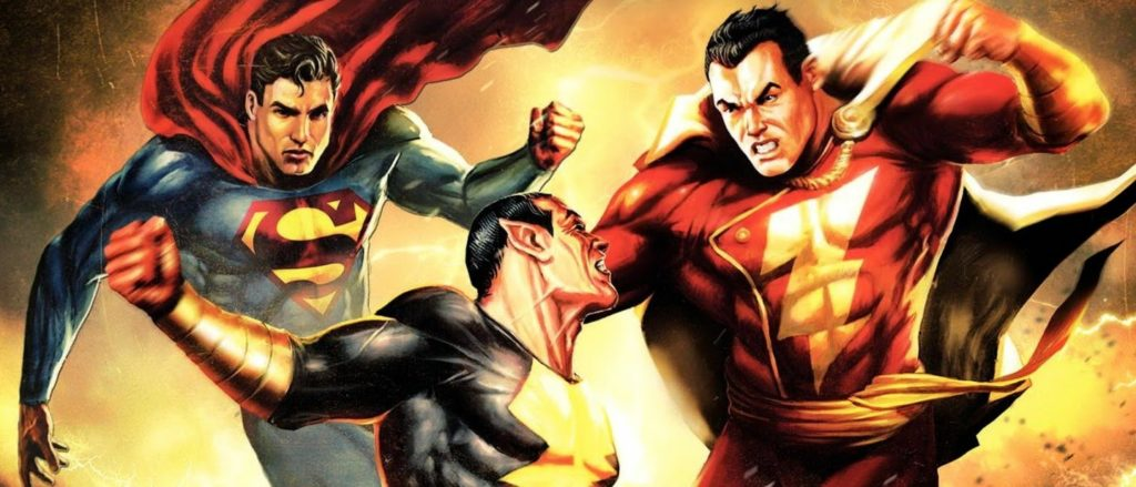 SHAZAM Seemingly Confirmed To Be Set In The DC Cinematic Universe; GUARDIANS OF THE GALAXY's James Gunn Would Have Loved To Direct