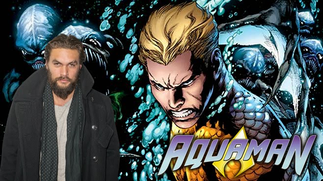 More From Jason Momoa And Ezra Miller On Playing The DC Cinematic Universe's Aquaman And The Flash
