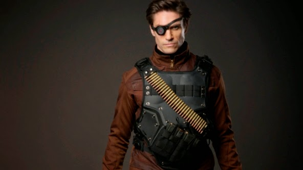 Michael Rowe Discusses Return to ARROW as Deadshot and Will Smith