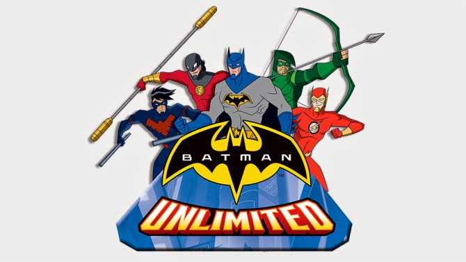 DC Entertainment Announces New Animated Movies And Shorts Based On BATMAN UNLIMITED And SUPER FRIENDS Toylines