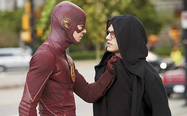 """FLASH: SPOILER Review 1×11 – """"The Sound and the fury"""""""