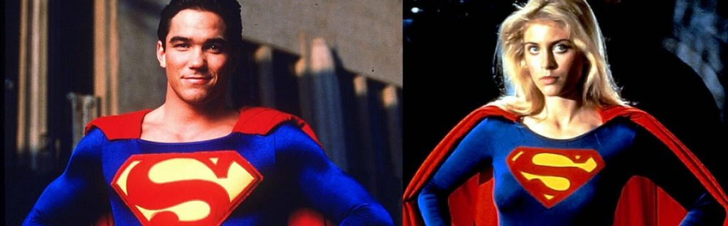 Dean Cain and Helen Slater Set to Guest Star on CBS' SUPERGIRL