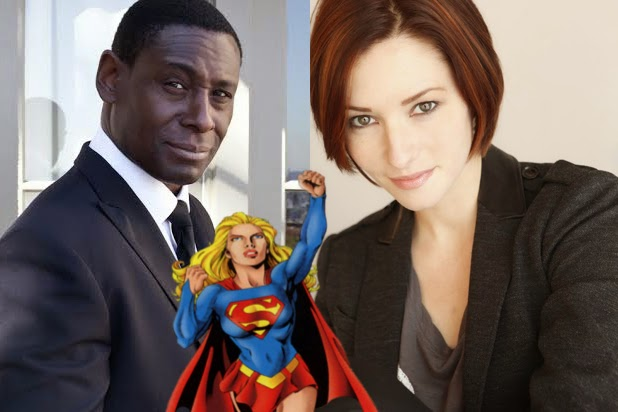 SUPERGIRL Casts Hank Henshaw and Kara's Foster Sister; Andrew Kreisberg Joins as Writer and Executive Producer
