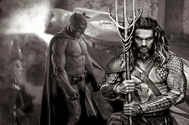 BATMAN V SUPERMAN: DAWN OF JUSTICE Costume Designer Talks Aquaman and Reveals New Batsuit Details