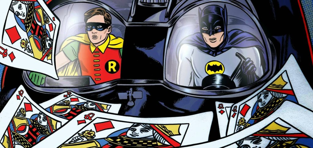 Holy Guacamole, Batman! Adam West and Burt Ward to Reprise BATMAN '66 Roles in New Animated Movie(s)