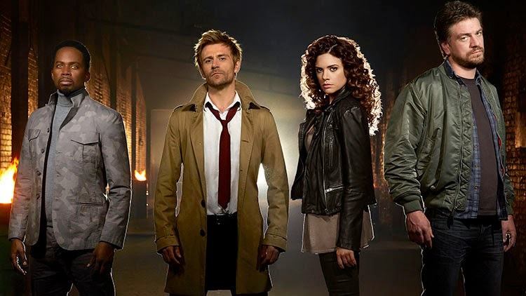 Producers and NBC Will Meet to Talk CONSTANTINE at End of April