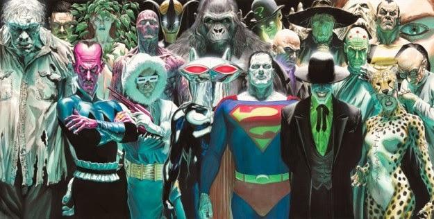 FEATURE: Ten Villains Who Should Recur Throughout the DC Cinematic Universe