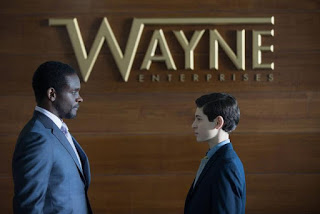 Lucius Fox Upgraded to Series Regular for GOTHAM Season Two