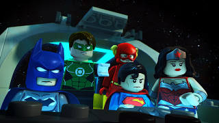 LEGO JUSTICE LEAGUE: ATTACK OF THE LEGION OF DOOM Animated Movie Announced