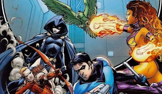 Production on TNT's TITANS Pilot Reportedly Delayed to Fall 2015