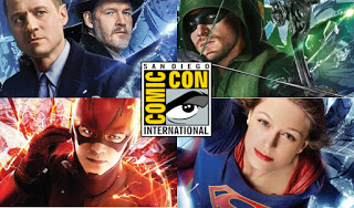 TV Guide's Comic-Con 2015 Covers for THE FLASH, ARROW, GOTHAM and SUPERGIRL Revealed