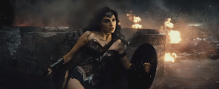 Production Updates on WONDER WOMAN and JUSTICE LEAGUE
