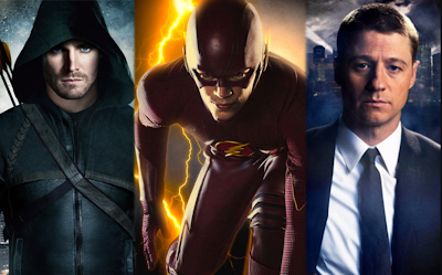 New Details and Promo Images for GOTHAM, ARROW and THE FLASH!
