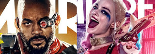 Deadshot and Harley Quinn Featured on Final Two Empire Covers for SUICIDE SQUAD