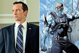 GOTHAM Finds its Mr. Freeze While SUPERGIRL Casts the Real Toyman