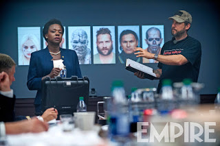 """SUICIDE SQUAD Stills Officially Released; David Ayer Explains How Film is """"Comic Book Movie 2.0"""""""