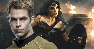 Chris Pine Confirms Role in WONDER WOMAN Movie and Shares Excitement