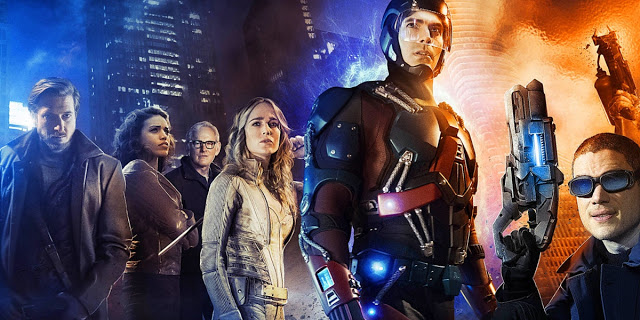 New Trailer for DC's LEGENDS OF TOMORROW Shows New & Updated Footage