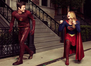 Rumor: SUPERGIRL/THE FLASH Crossover is Being Planned