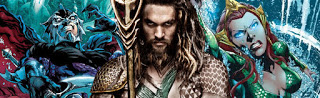 Possible New Details on AQUAMAN's Villain and Mera; More on Diversity in the DC Extended Universe