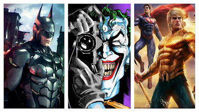 DC Entertainment: 2015 In Review – Part 3 [Animation + Video Games]