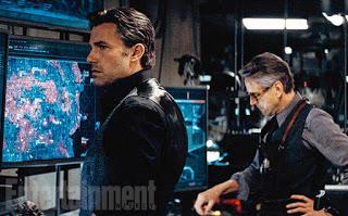 Ben Affleck Discusses Batman's Role in the Justice League; A Closer Look at the New Batcave