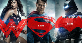 New German TV Spot for BATMAN V SUPERMAN: DAWN OF JUSTICE; Runtime Revealed?