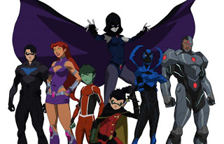 Check Out the Trailer for JUSTICE LEAGUE VS. TEEN TITANS Animated Movie