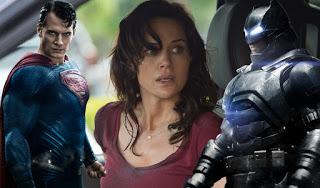 Carla Gugino Teases Small Voice Role in BATMAN V SUPERMAN: DAWN OF JUSTICE