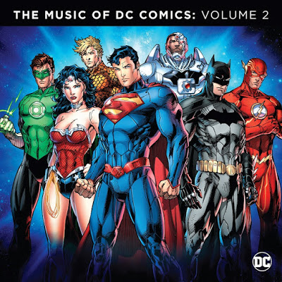 DC Entertainment Announces Music Compilation, THE MUSIC OF DC COMICS: VOLUME 2